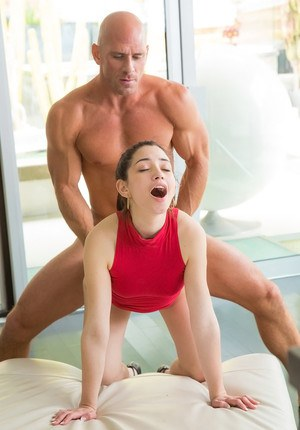 image Hot deepthroat and facial abuse of a dumb female