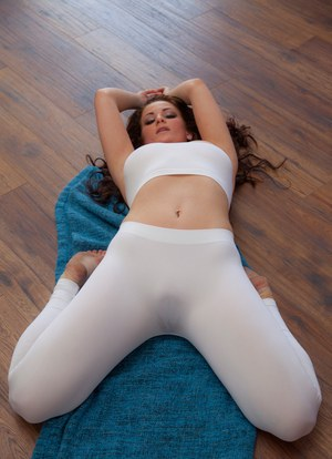 Think, that Girls in hot leggings pussy