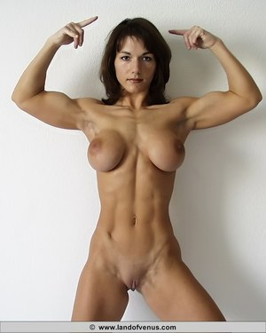 Muscle Pussy Pics